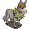 FarmVille Summer Donkey