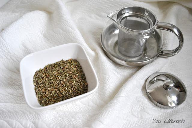 czystek herbata z czystka ven zdrowie fit aktywność