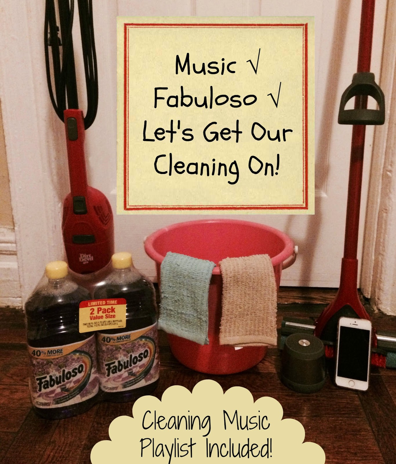 Music Mifabuloso Cleaner Let 39 S Get Our Cleaning On
