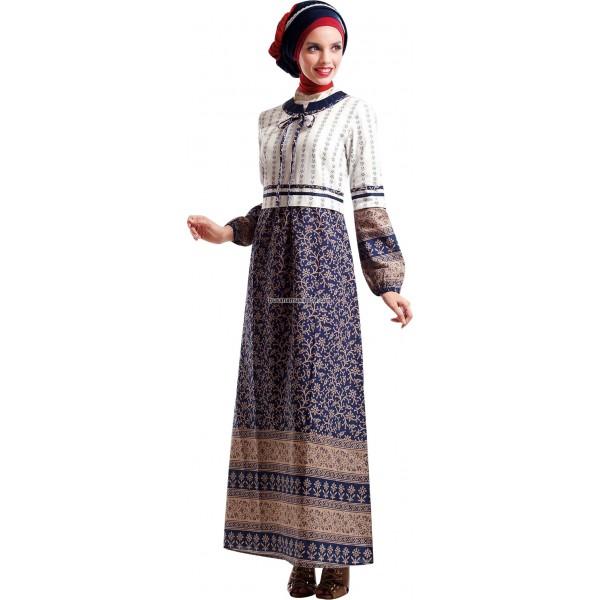 Javanese batik clothes trend