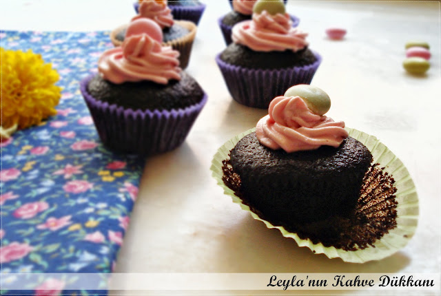 narlı cupcake diyet cupcak