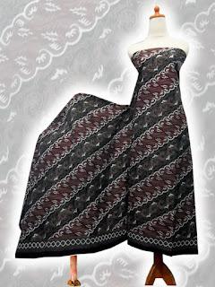 kain batik tulis solo
