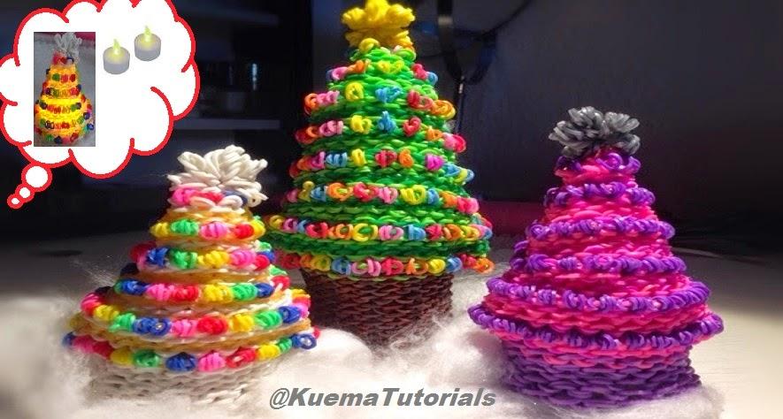 http://www.beauty-kuema.de/2014/11/rainbow-loom-weihnachtsbaum-christmas.html
