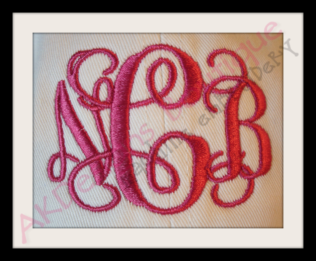 http://www.akdesignsboutique.com/no-1360-entwined-3-letter-monogram-machine-embroidery-designs-2-inch-high/