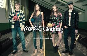 Coca-Cola Clothing na moda