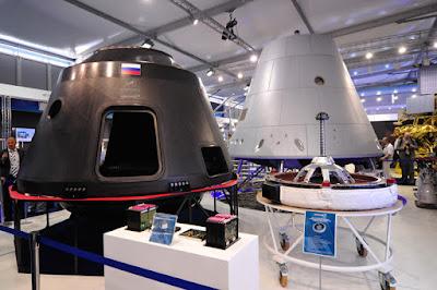 Federatsia, la futura nave rusa.