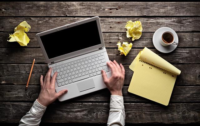 Web Writer blog blogging web writing