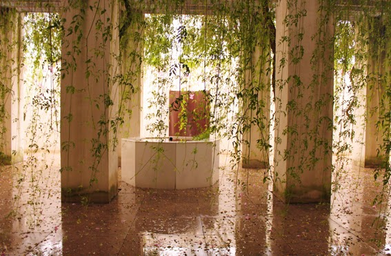 Andalucia interiors la cartuja de sevilla - Patios interiores andaluces ...