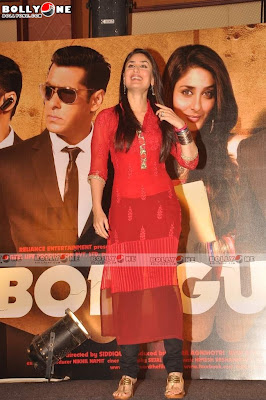 Red Hot Kareena Kapoor honours Bollywood Bodyguards