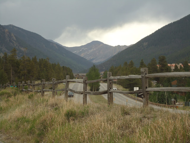 Keystone, CO, Hwy 6, Taken by Lynn Shallue of the Lost Compass