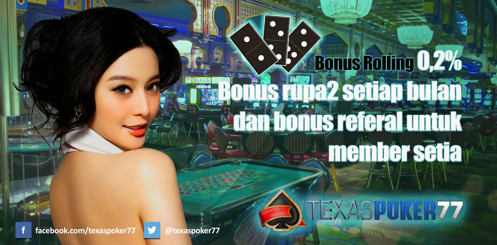 Poker Online : Panduan Poker Texas Hold'em