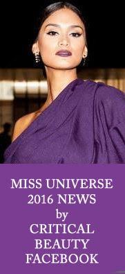 MISS UNIVERSE 2016 NEWS