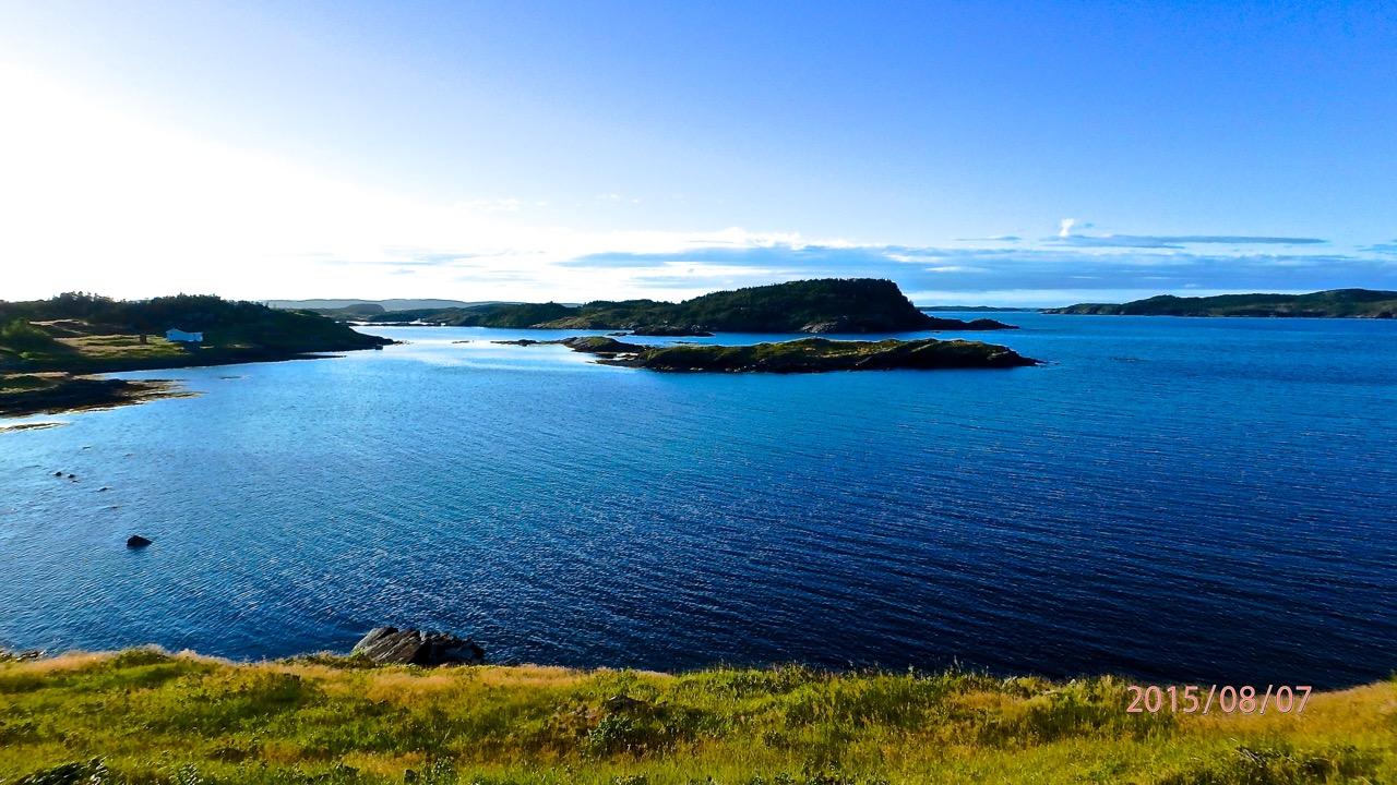 Flat Islands