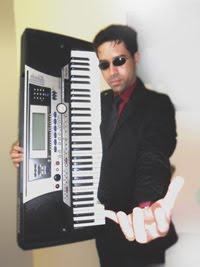 Jonathas Vilarin (Keyboards)