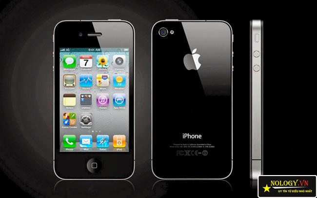 thay nắp lưng iphone 4s