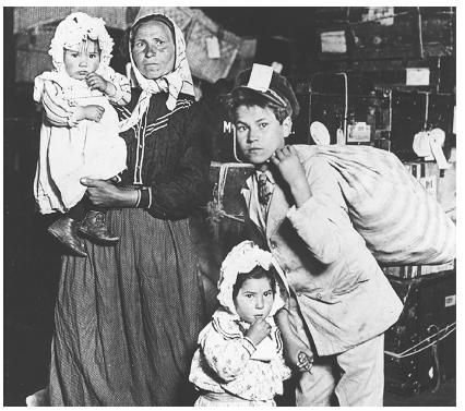 irish immigrants of the 1840s and italian immigrants of the 1900s in america Immigration records then select the database records for passengers who arrived at the port of new york during the irish famine italian immigration to.