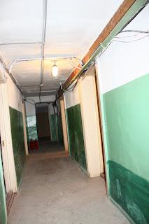 Коридор в подземелье