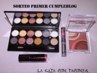 Sorteo Cumpleblog La Gata con Tacones