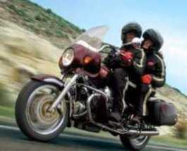 Tips Traveling Dengan Sepeda Motor