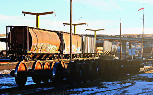 railyard medicine hat alberta photography