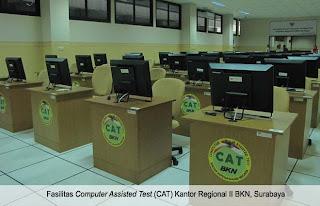 Info CPNS 2013 Jawa Timur – Ujian CPNS 4 Pemda Menggunakan CAT