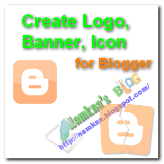 Web l m button logo v banner cho blog website tr c for Create blog logo