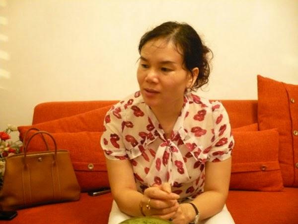 """Phan Thị Bích Hằng: """"Tôi thấy đáng tiếc cho sự hồ đồ của VTV"""""""