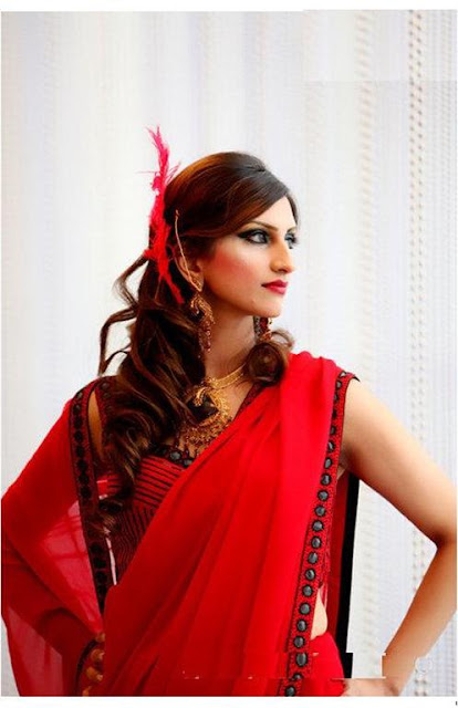 Pakistani Face make up For Women