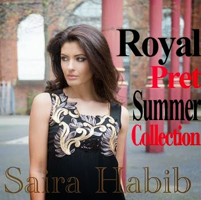 Saira Habib Royal Pret Collection