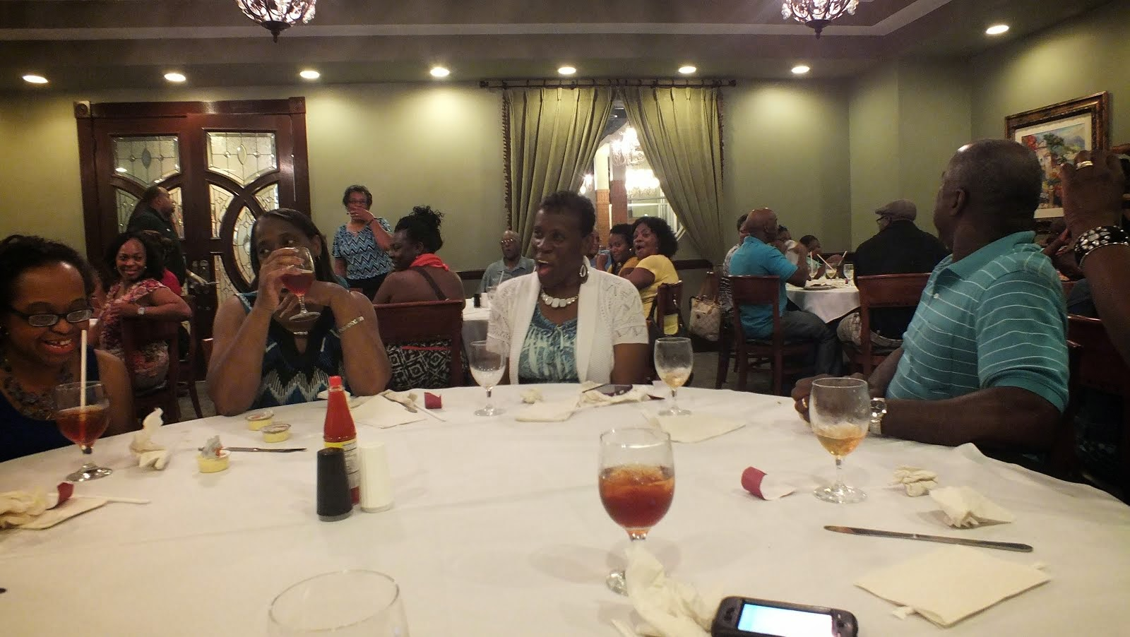 2014 MTBR WELCOME RECEPTION DINNER