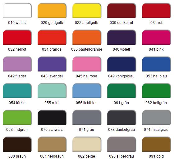 alem n en lorca die farben los colores. Black Bedroom Furniture Sets. Home Design Ideas