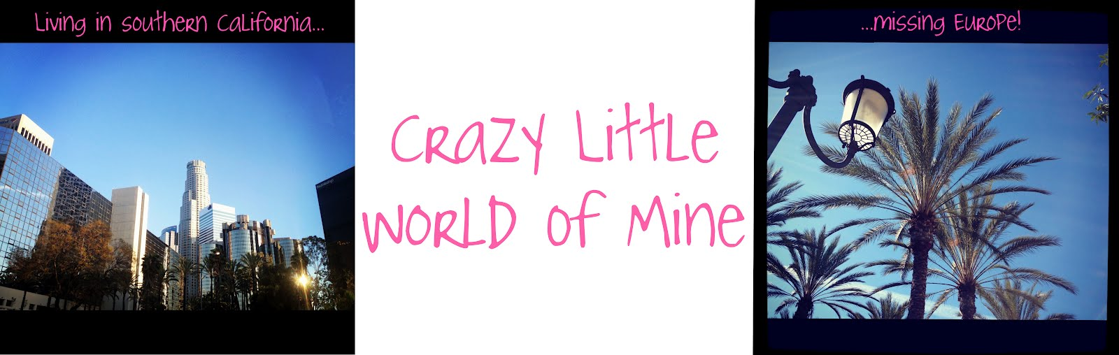 Crazy Little World Of Mine