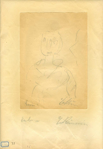Γιώργος Μπουζιάνης 1885 1959//ΤΙΤΛΟΣ ΕΡΓΟΥ: «ΓΥΝΑΙΚΕΙΑ ΜΟΡΦΗ»παρίσι 1931