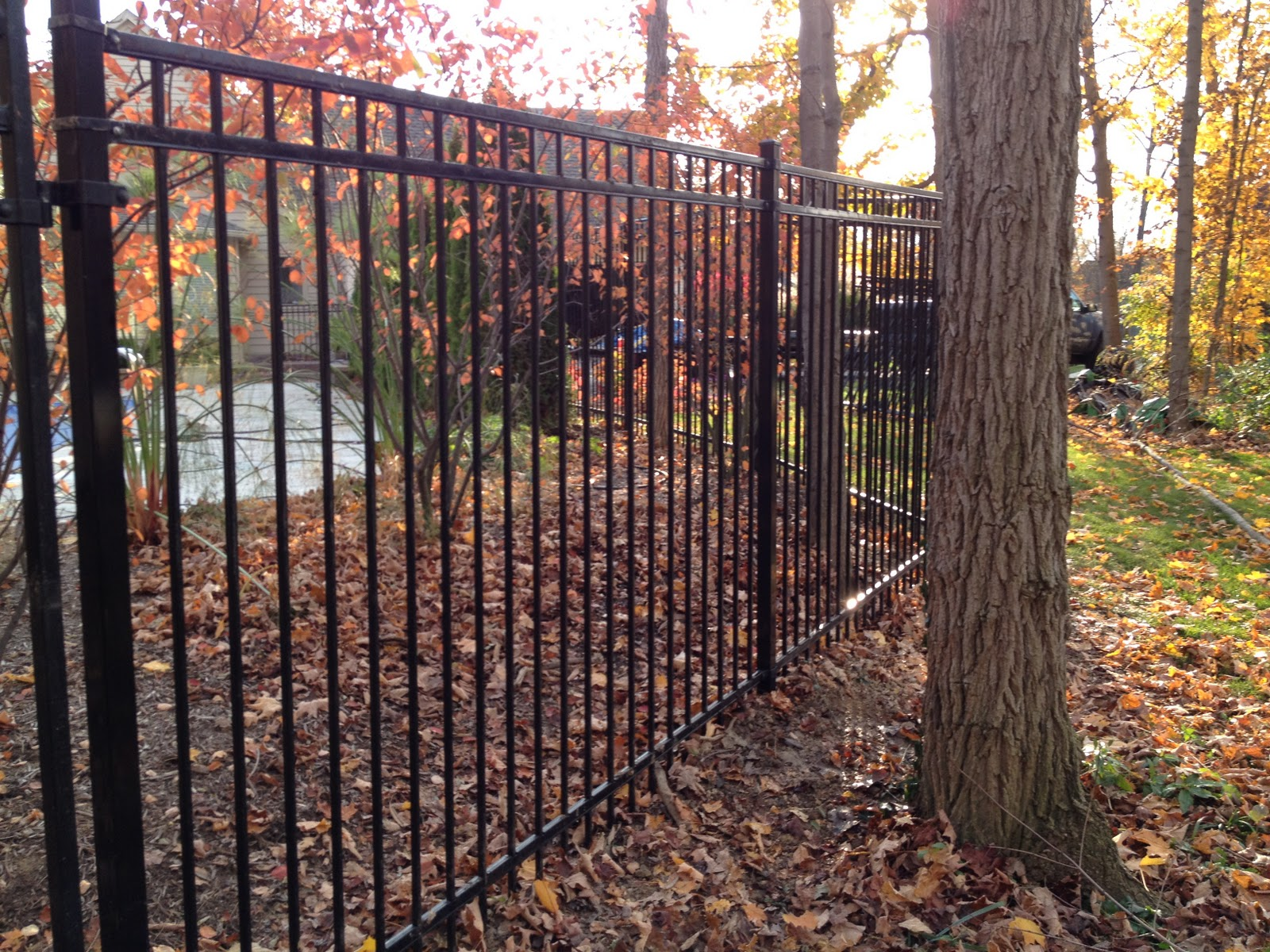 K m fence a lot of fence companies wont install peoples used materials that is what sets us apart from the competition that and our great customer service and baanklon Images