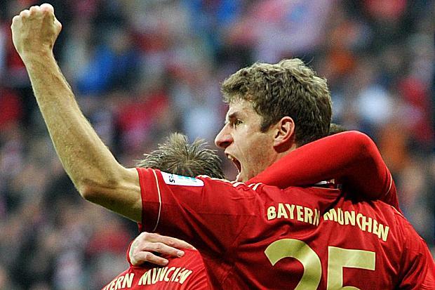 188ASIA - Manchester United thầu Muller 70 triệu £ không thể nhịn cười