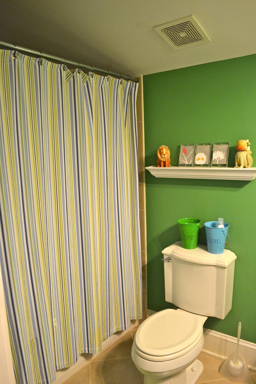 my house: boy/girl bathroom - Design Post Interiors