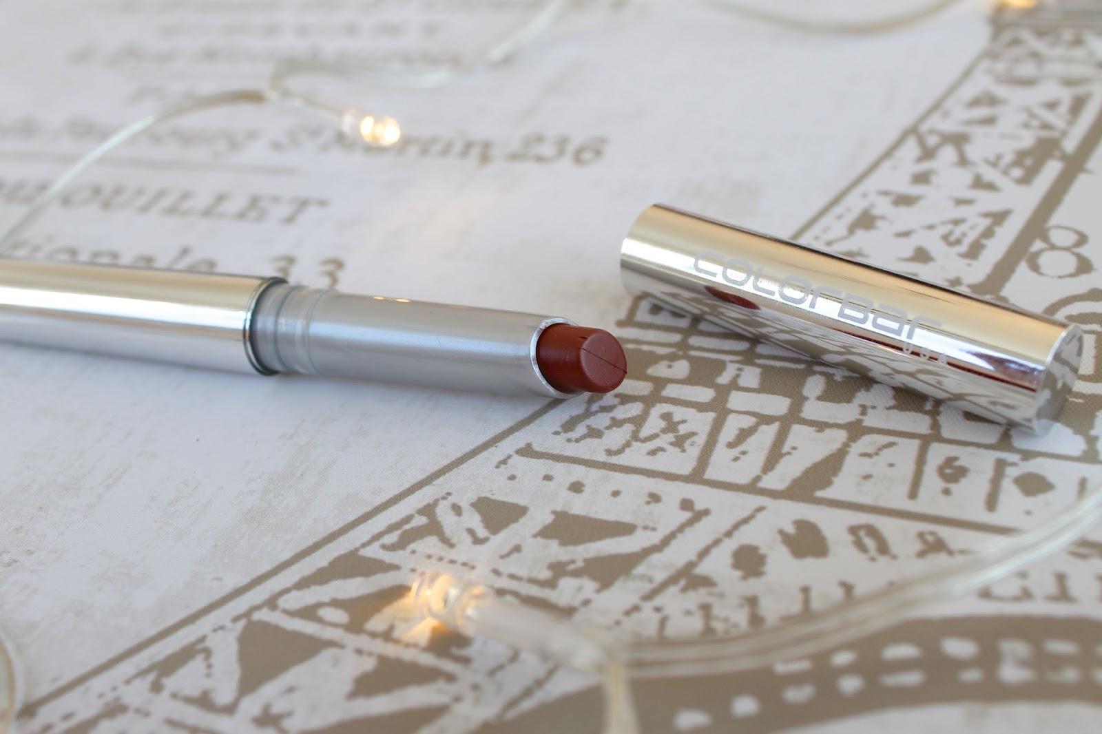 Colorbar cosmetics lipstick