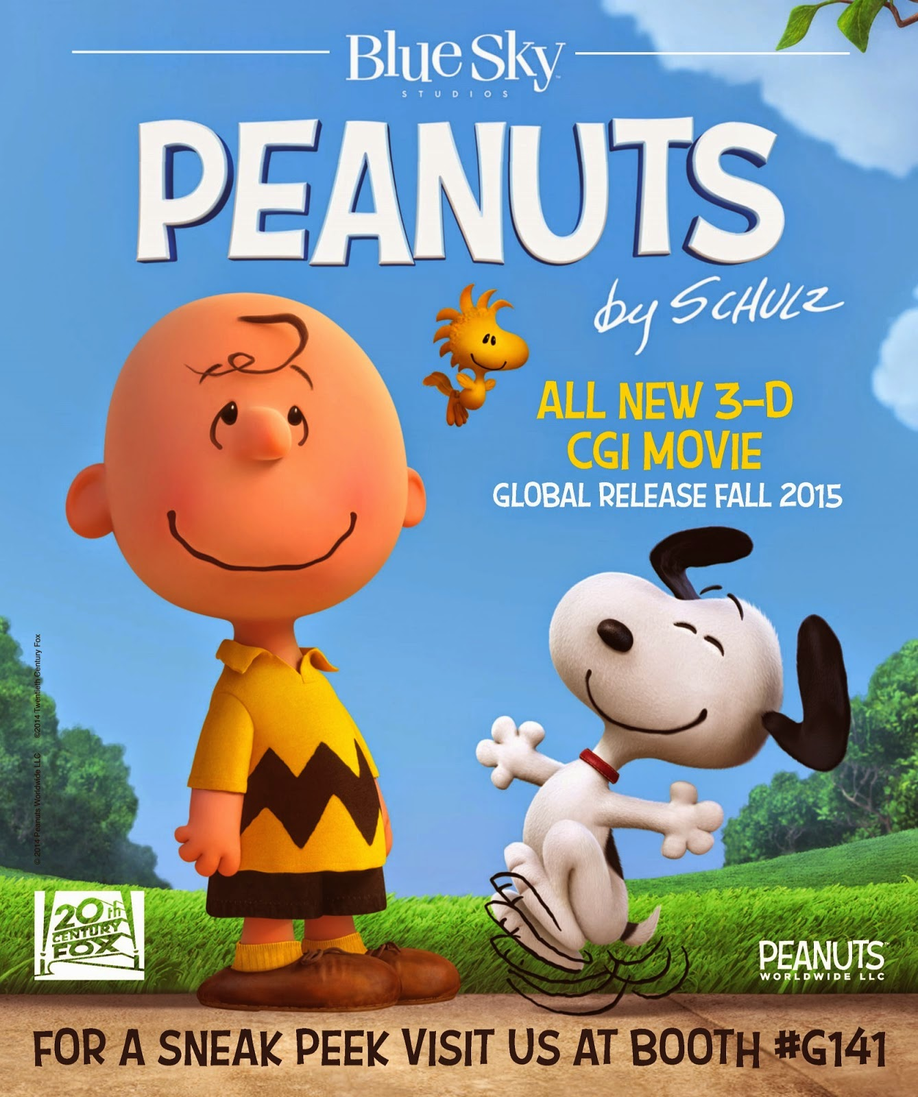 cgi 3d snoopy charlie brown