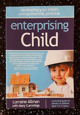 Enterprising Child book review (a book for parents).