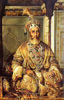 Bahadur Syah II Keturunan Terakhir Ratu Jodha Diusir dari India