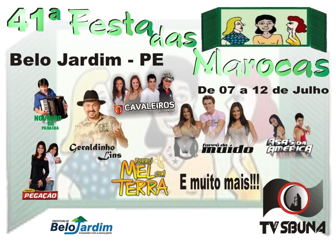 fotos jardim cultural:41ª Festa de Redenção em Belo Jardim encerra festa junina em