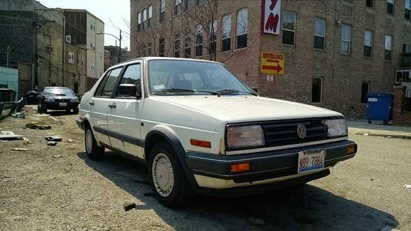 reliable commuter 1990 vw jetta only 73 000 miles buy. Black Bedroom Furniture Sets. Home Design Ideas