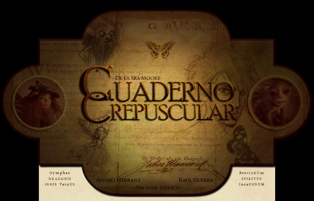 Cuaderno Crepuscular