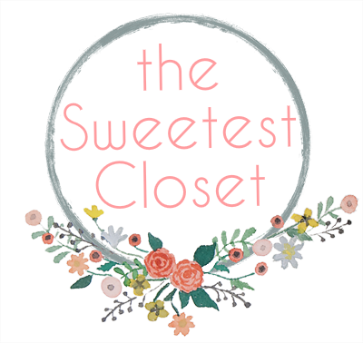 The Sweetest Closet