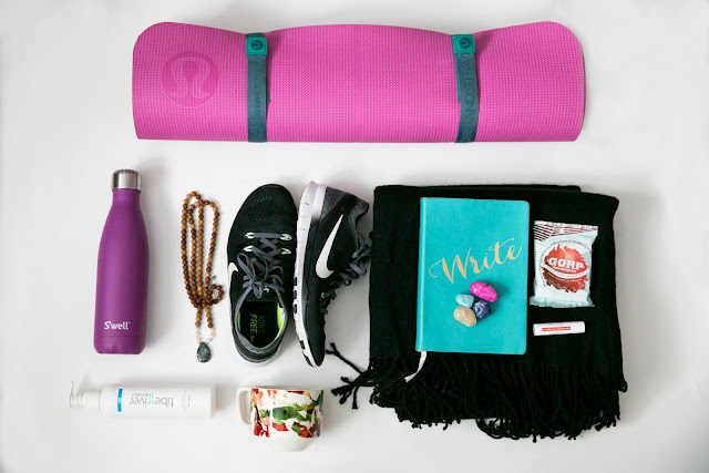 10 Things to Pack for SNOWFLAKE winter wellness festival Yoga Festival, What to Pack for a Yoga Festival, Prairie Yogi, This Sweet Love Photography