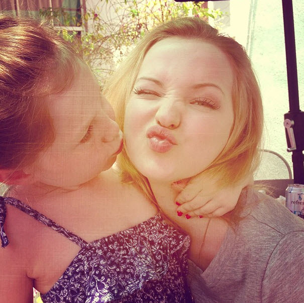 Liv And Maddie Sisters By Chance Friends By Choice #liv&maddie she