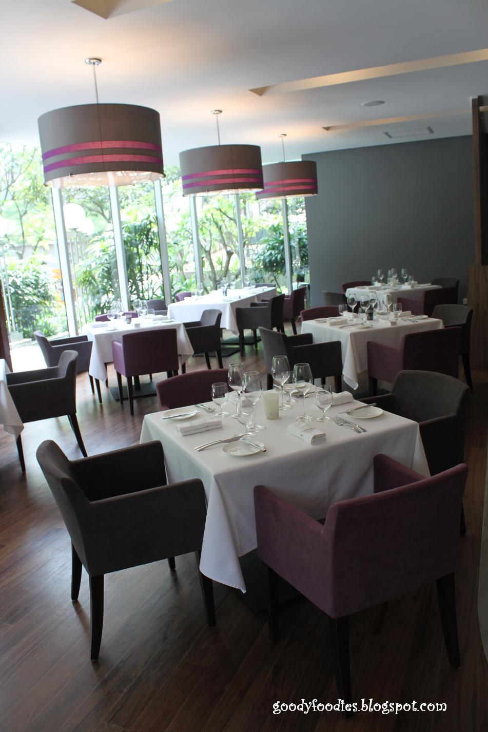 Goodyfoodies cuisine gourmet by nathalie menara taipan for Cuisine gourmet by nathalie