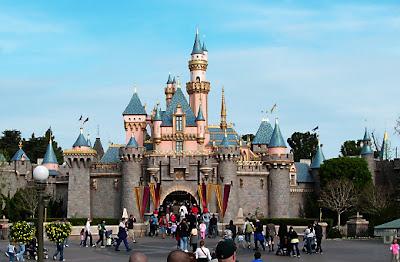 Información Disneyland California