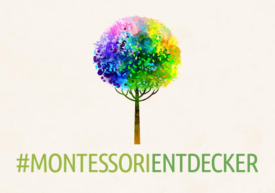 Ich bin ein #Montessorientdecker