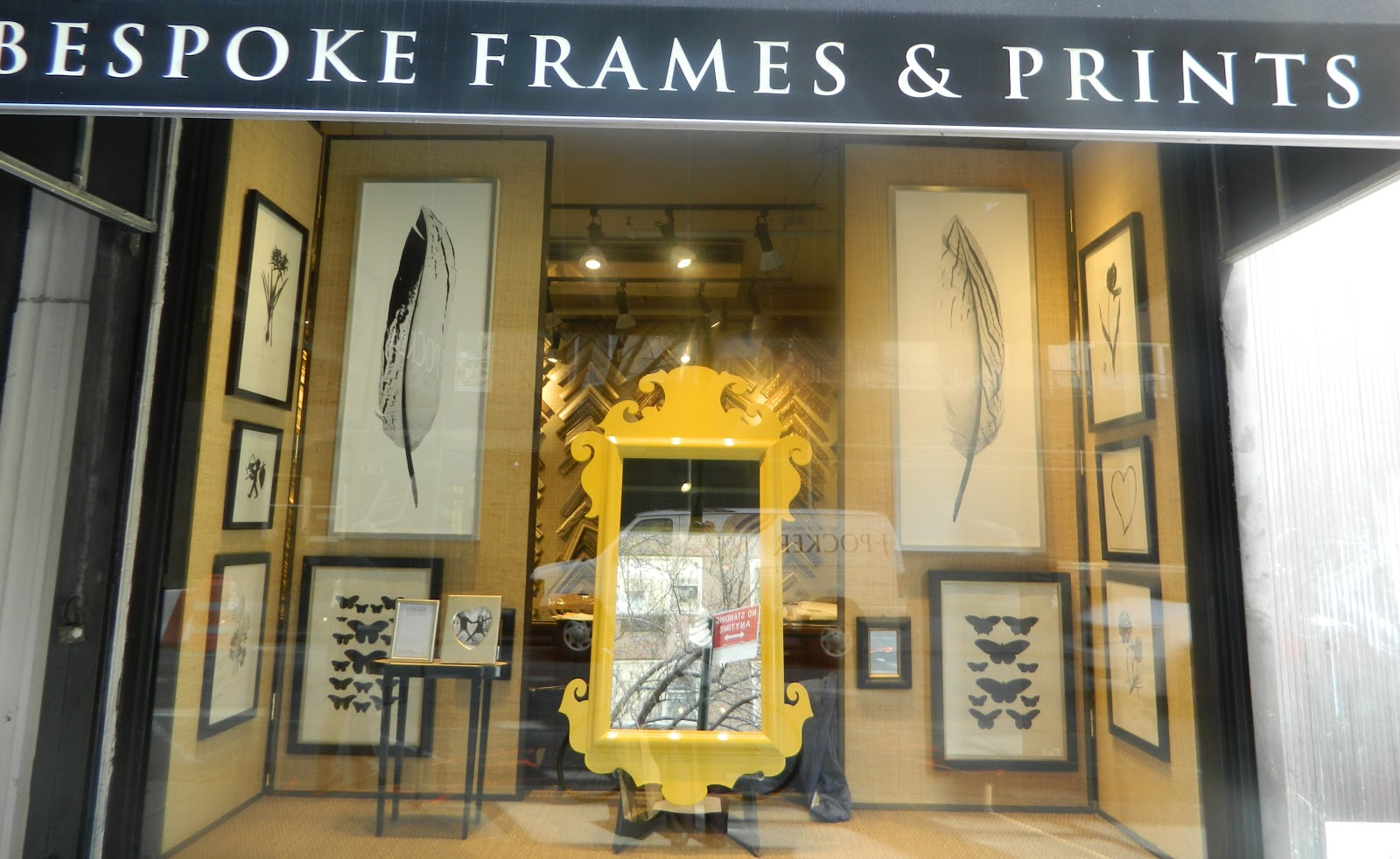 the art of framing with an insiders look at jpocker in nyc